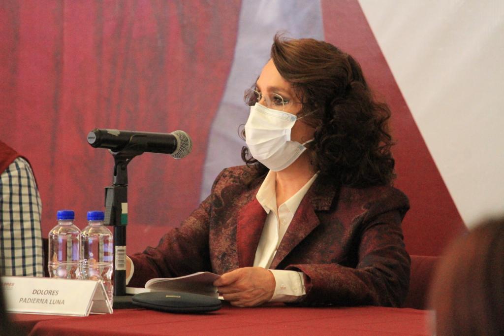 Dolores Padierna presenta Plan de Desarrollo Urbano